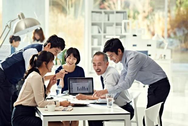 유한킴벌리, 11년 연속 '한국에서 가장 존경받는 기업'