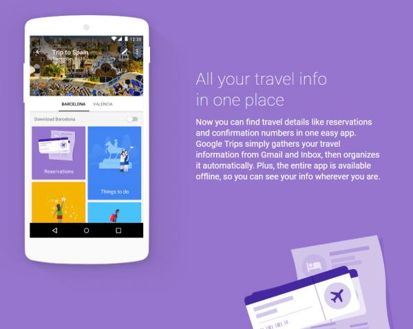 구글, 모두가 기다리던 여행 앱 만들다···'구글트립'