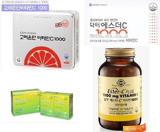 합성비타민C vs 천연비타민C, 효능 및 가격 차이는?